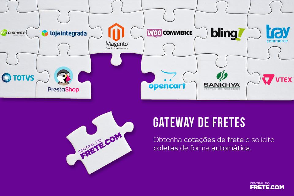 O que é um Gateway de Fretes?