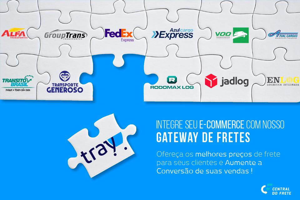 Integração Tray