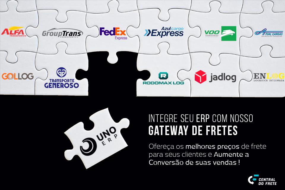 Integração ERP Uno